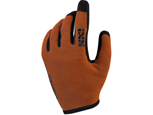 IXS Carve Gloves burnt orange
